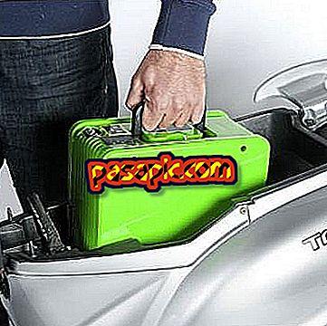 Kuidas hoida oma mootorratta akut - mootorrataste remont ja hooldus