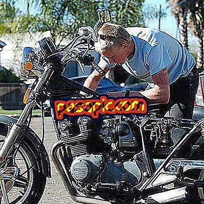 Kuidas kontrollida mootorratta mootorit - mootorrataste remont ja hooldus