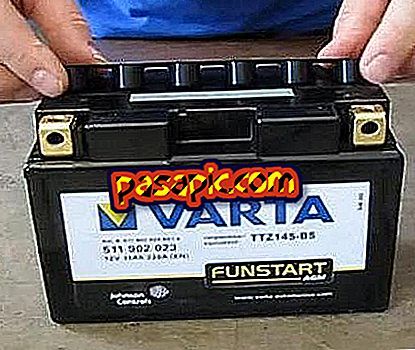 How to charge a motorcycle's battery - repair and maintenance of motorcycles