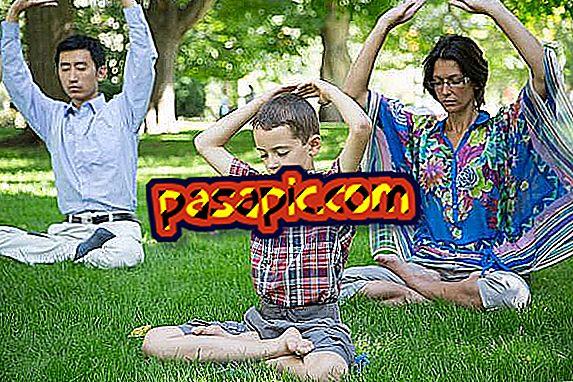 Esercizi di meditazione per bambini