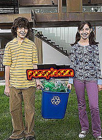 Come insegnare ai bambini a riciclare - sii padre e madre