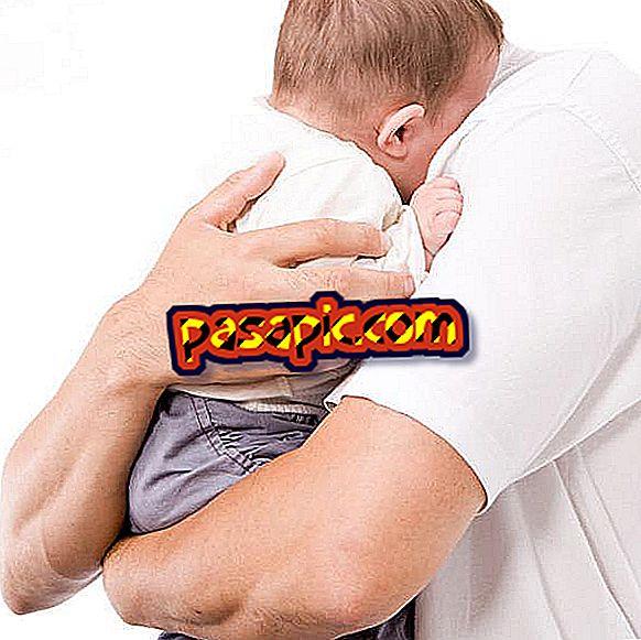 لماذا من الجيد أن تحمل الطفل بين ذراعيك