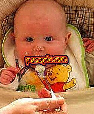 Kdaj začeti otroku dati otroka