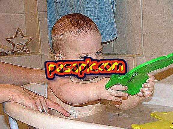 Come scegliere una vasca da bagno per il mio bambino - sii padre e madre