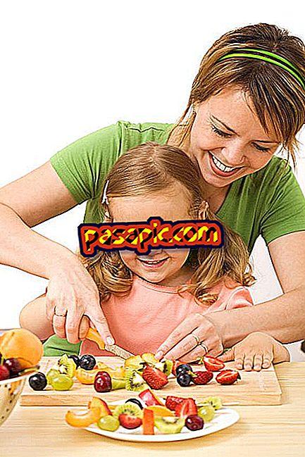 How to make light dinners for children