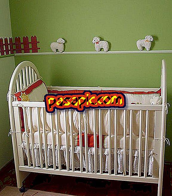 Wie ich mein Baby in seinem Kinderbett schlafen lasse