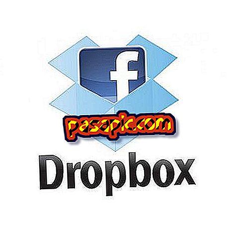 Sådan deler jeg min Dropbox-mappe med en Facebook-gruppe