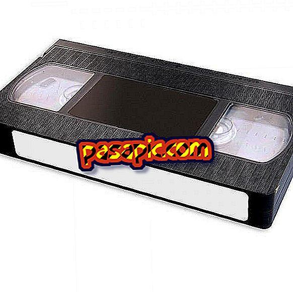 Come convertire un nastro VHS in un computer - software