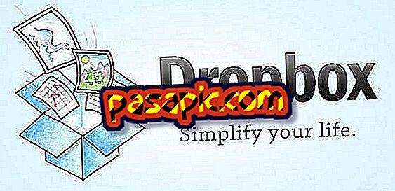 Come ottenere spazio in più in Dropbox - software