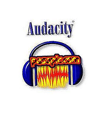 Hvordan bruke Audacity