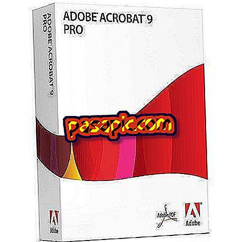 Come cambiare le dimensioni dei caratteri in Acrobat 9 - software