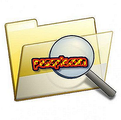 Bagaimana untuk melihat fail tersembunyi