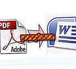 Come convertire un pdf in una parola - software