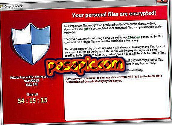 Come evitare il virus Cryptolocker