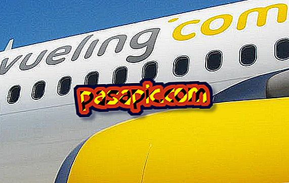 How to buy and travel with Vueling - travels