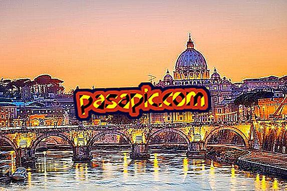 Kako organizirati putovanje u Rim