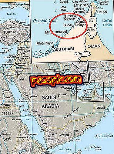 Kde E Dubaj Karta Izobrazheniya I Sveti