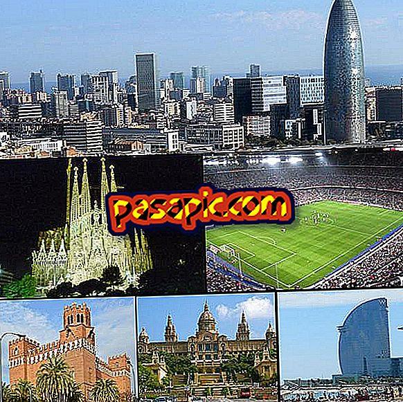 mjesta za upoznavanje barcelona