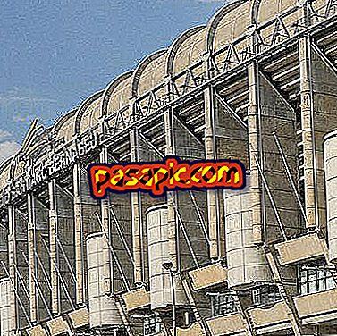 Kuidas saada Santiago Bernabéu metroosse