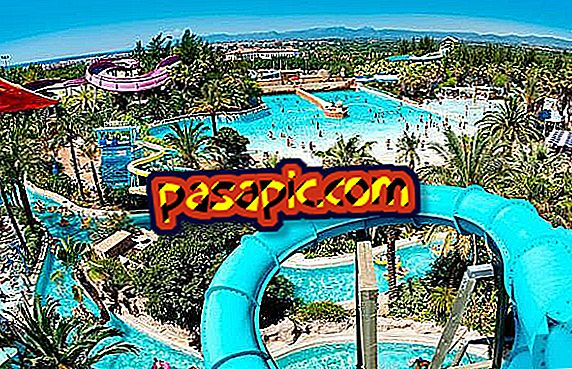 How to enjoy a water park - travels