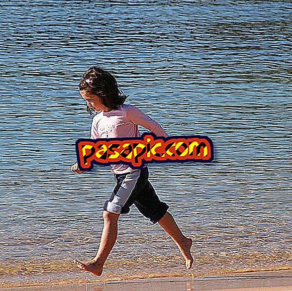 समुद्र तट पर चलने के लाभ